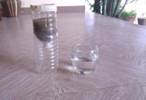 Cara Membuat Alat Sederhana Penjernih Air