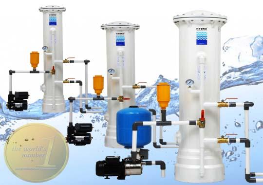 Jenis Filter Air Rumah
